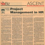 Project Management in HR